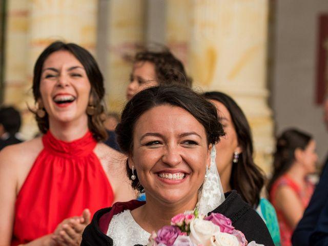 La boda de Raúl y Ines en Coreses, Zamora 29