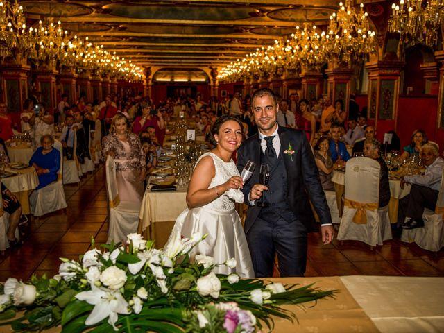 La boda de Raúl y Ines en Coreses, Zamora 33
