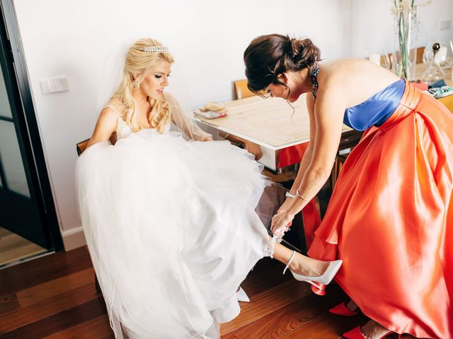 La boda de Arek y Carolina en San Fernando De Henares, Madrid 19