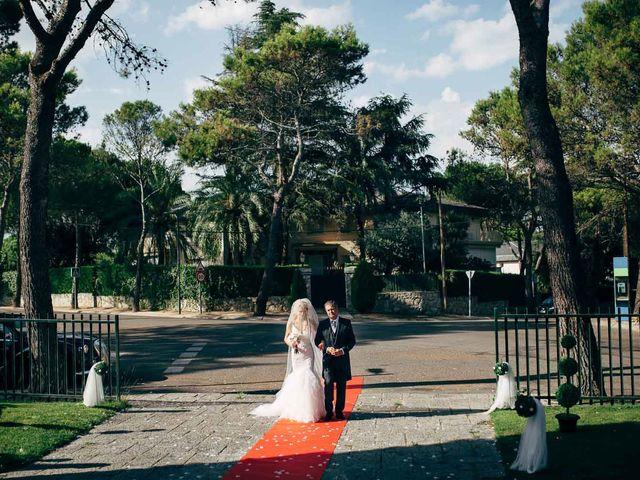 La boda de Arek y Carolina en San Fernando De Henares, Madrid 21
