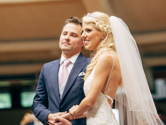 La boda de Arek y Carolina en San Fernando De Henares, Madrid 29