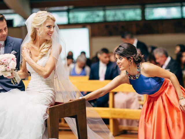 La boda de Arek y Carolina en San Fernando De Henares, Madrid 30