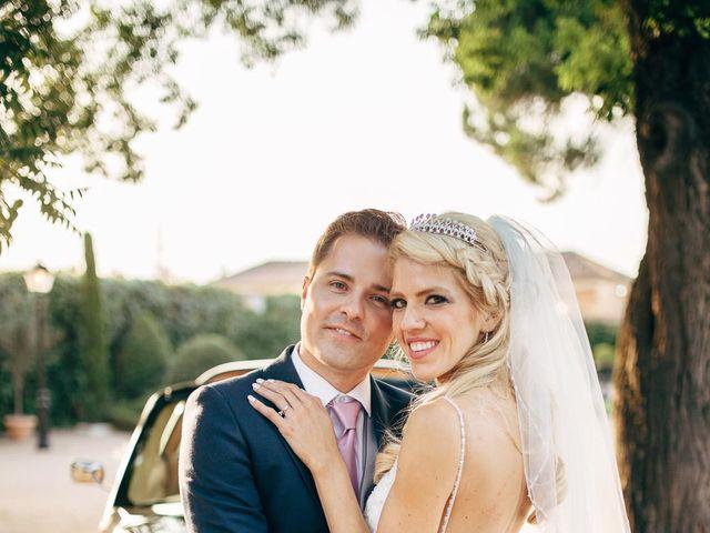 La boda de Arek y Carolina en San Fernando De Henares, Madrid 32
