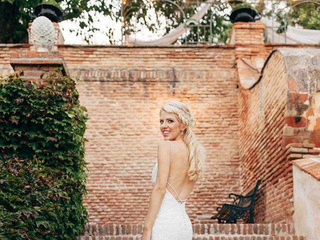 La boda de Arek y Carolina en San Fernando De Henares, Madrid 38