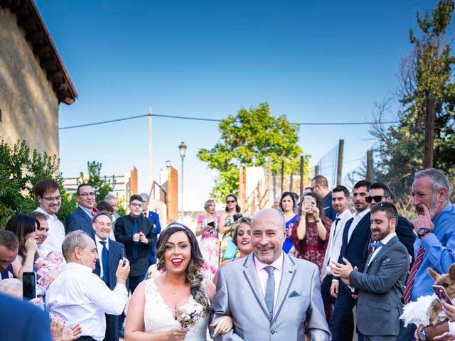 La boda de Fernándo y Patricia en Zarzuela Del Monte, Segovia 5