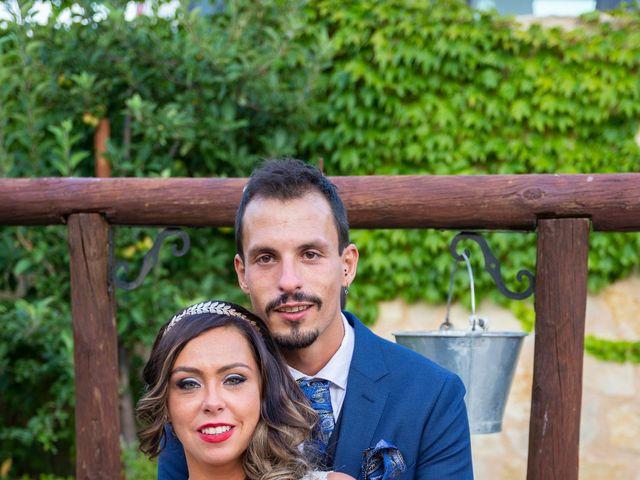 La boda de Fernándo y Patricia en Zarzuela Del Monte, Segovia 8
