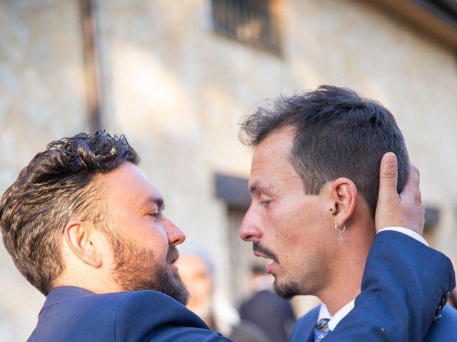 La boda de Fernándo y Patricia en Zarzuela Del Monte, Segovia 12