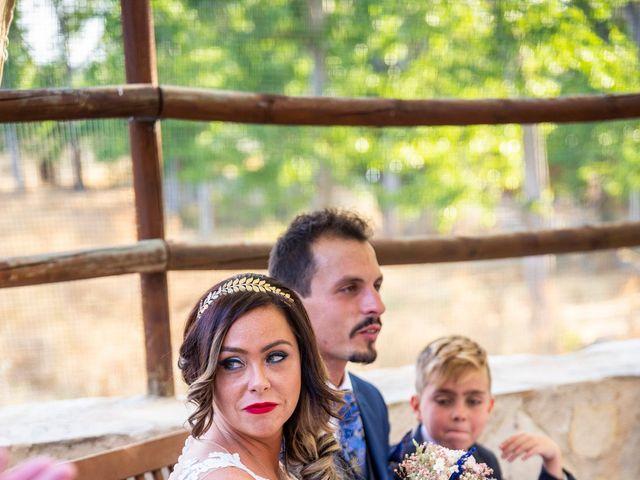 La boda de Fernándo y Patricia en Zarzuela Del Monte, Segovia 14
