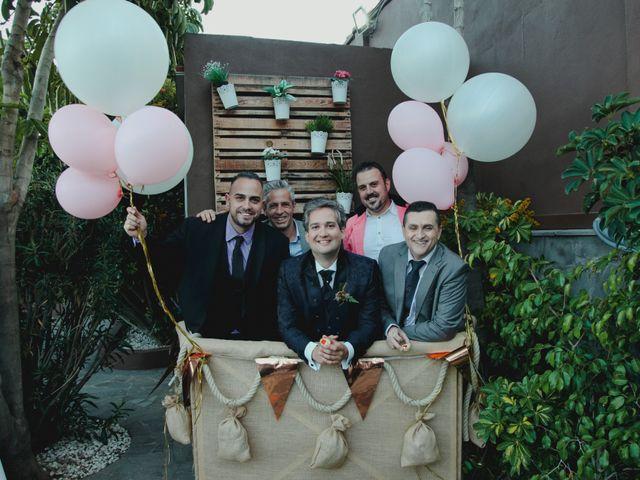 La boda de Álvaro y Jessica en Candelaria, Santa Cruz de Tenerife 17