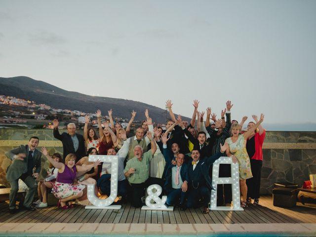 La boda de Álvaro y Jessica en Candelaria, Santa Cruz de Tenerife 29