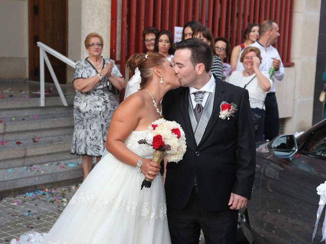 La boda de Juan y Diana en Elx/elche, Alicante 6