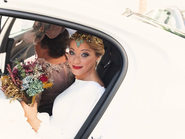 La boda de Ruben y Patricia en Santiponce, Sevilla 7