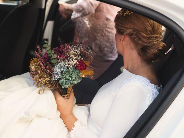 La boda de Ruben y Patricia en Santiponce, Sevilla 12