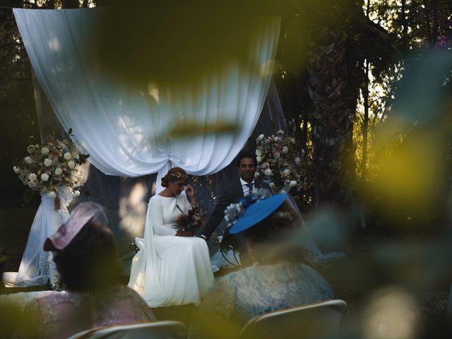 La boda de Ruben y Patricia en Santiponce, Sevilla 36