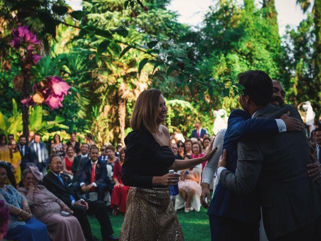 La boda de Ruben y Patricia en Santiponce, Sevilla 37