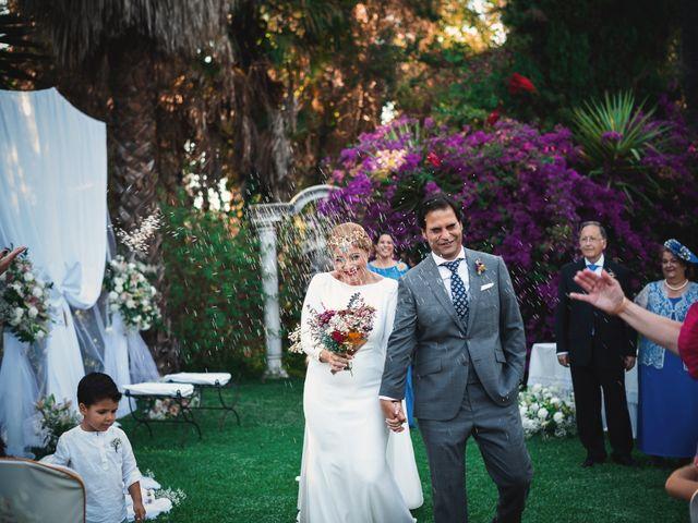 La boda de Ruben y Patricia en Santiponce, Sevilla 39
