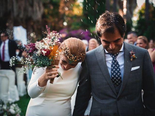 La boda de Ruben y Patricia en Santiponce, Sevilla 40