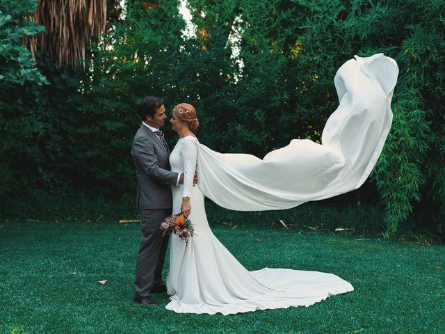 La boda de Ruben y Patricia en Santiponce, Sevilla 41