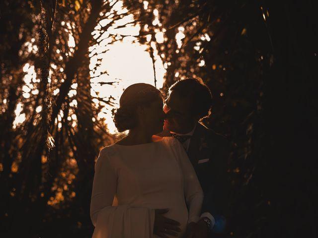 La boda de Ruben y Patricia en Santiponce, Sevilla 43