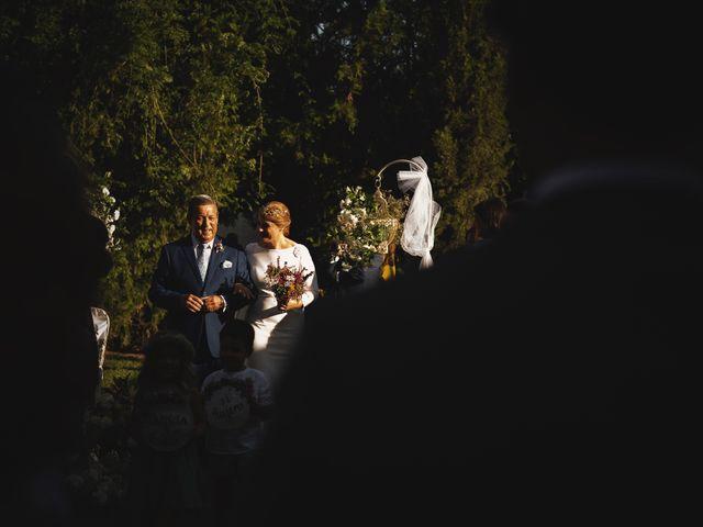 La boda de Ruben y Patricia en Santiponce, Sevilla 47