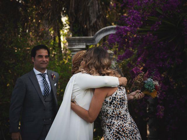 La boda de Ruben y Patricia en Santiponce, Sevilla 53