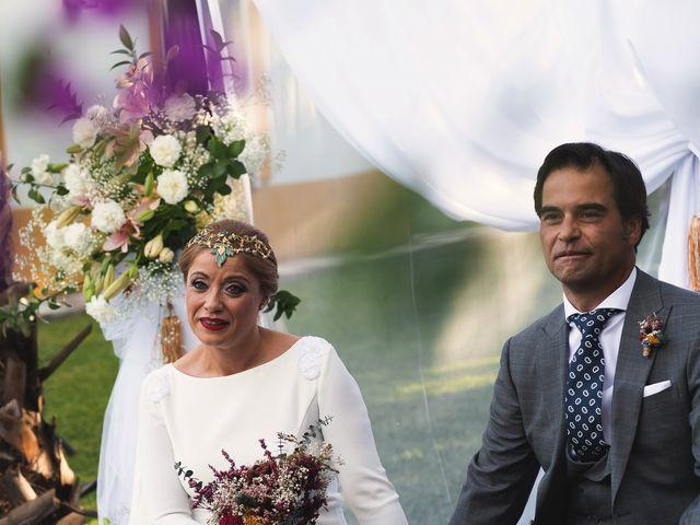 La boda de Ruben y Patricia en Santiponce, Sevilla 55