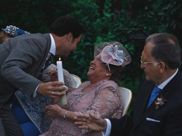 La boda de Ruben y Patricia en Santiponce, Sevilla 57