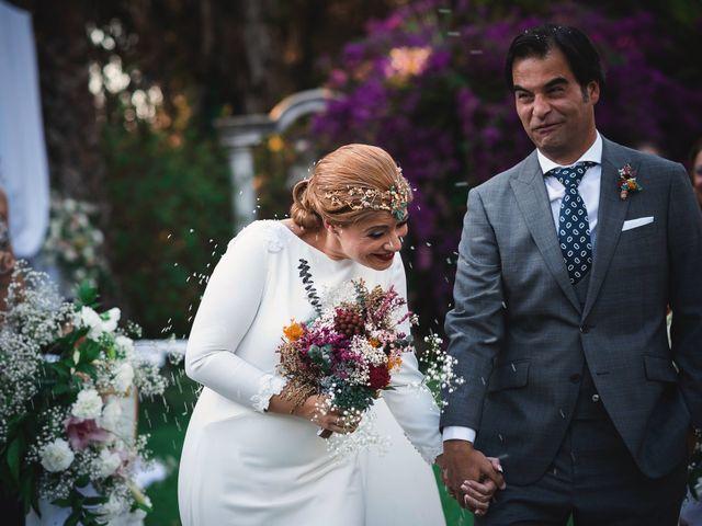 La boda de Ruben y Patricia en Santiponce, Sevilla 60