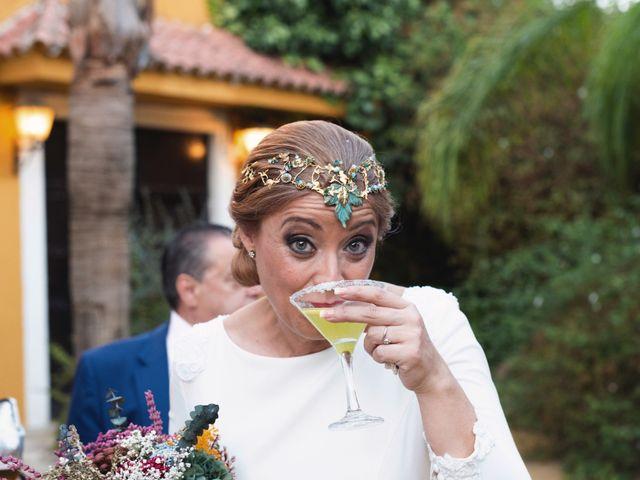 La boda de Ruben y Patricia en Santiponce, Sevilla 67