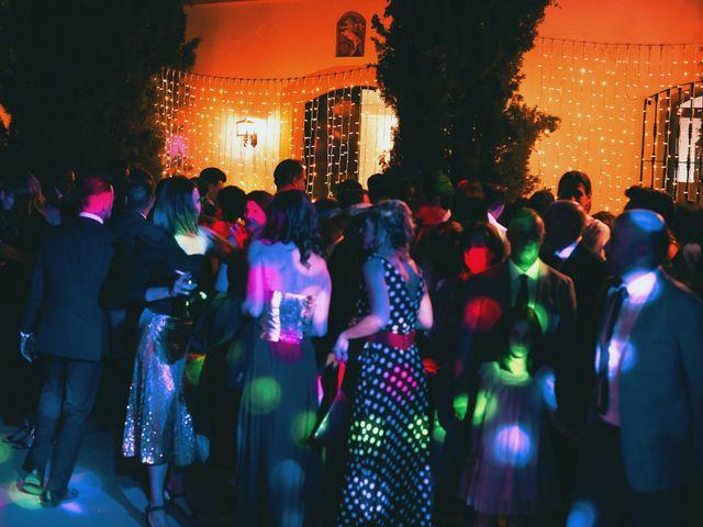 La boda de Ruben y Patricia en Santiponce, Sevilla 75