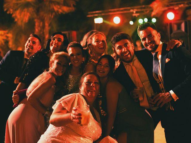 La boda de Ruben y Patricia en Santiponce, Sevilla 77