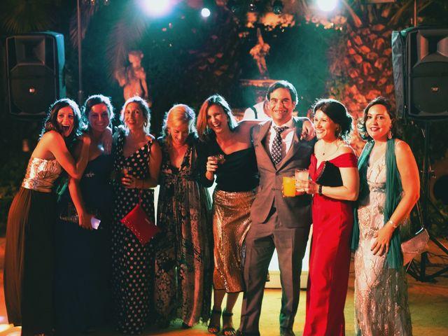 La boda de Ruben y Patricia en Santiponce, Sevilla 80