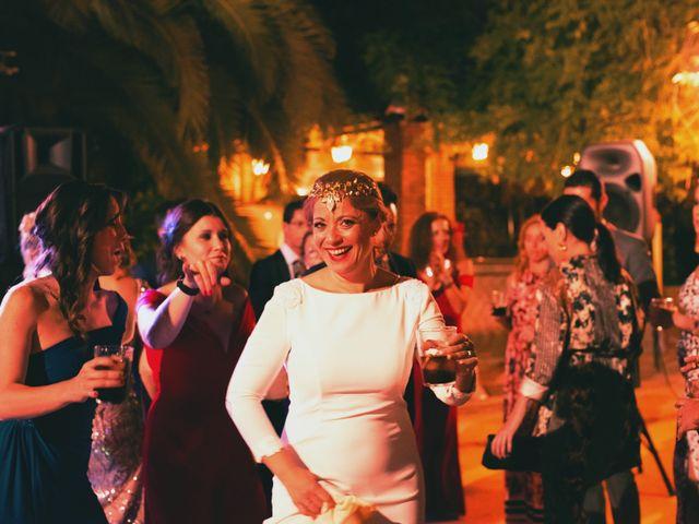 La boda de Ruben y Patricia en Santiponce, Sevilla 81