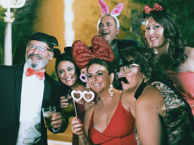 La boda de Ruben y Patricia en Santiponce, Sevilla 87
