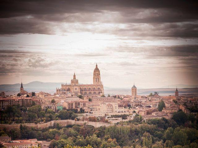 La boda de Eduardo y Claire en Segovia, Segovia 5