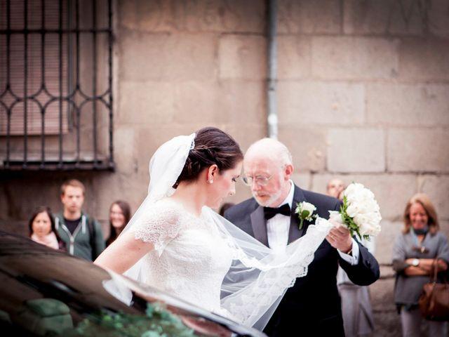 La boda de Eduardo y Claire en Segovia, Segovia 25