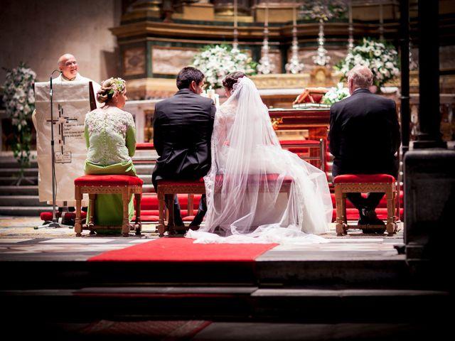 La boda de Eduardo y Claire en Segovia, Segovia 35