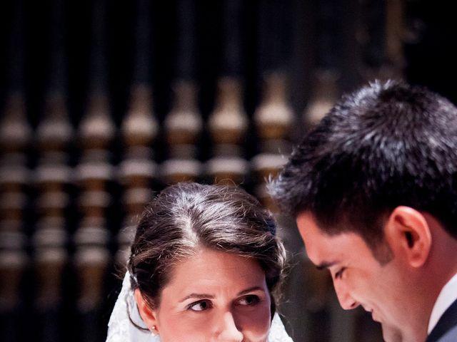 La boda de Eduardo y Claire en Segovia, Segovia 39