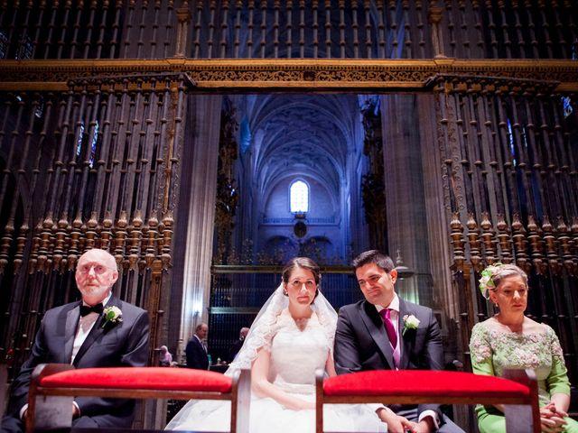 La boda de Eduardo y Claire en Segovia, Segovia 46