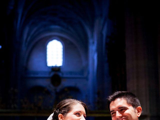 La boda de Eduardo y Claire en Segovia, Segovia 47