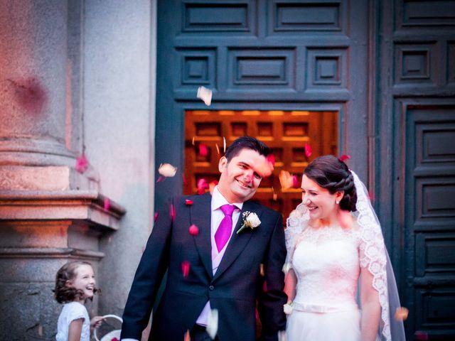 La boda de Eduardo y Claire en Segovia, Segovia 53