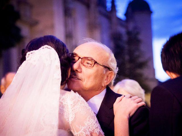 La boda de Eduardo y Claire en Segovia, Segovia 60