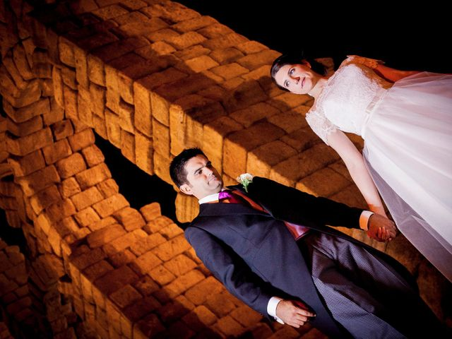 La boda de Eduardo y Claire en Segovia, Segovia 63