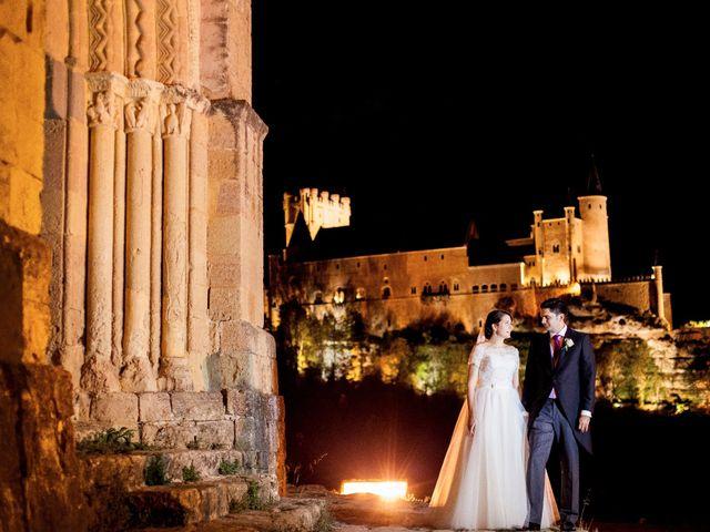 La boda de Eduardo y Claire en Segovia, Segovia 69