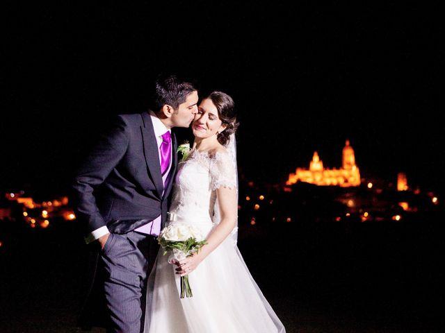 La boda de Eduardo y Claire en Segovia, Segovia 72