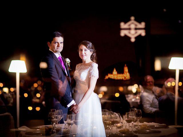 La boda de Eduardo y Claire en Segovia, Segovia 92