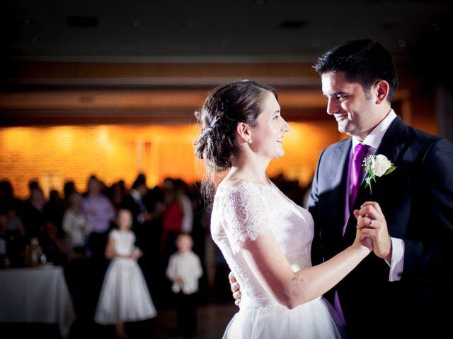 La boda de Eduardo y Claire en Segovia, Segovia 93