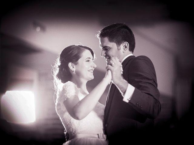 La boda de Eduardo y Claire en Segovia, Segovia 94