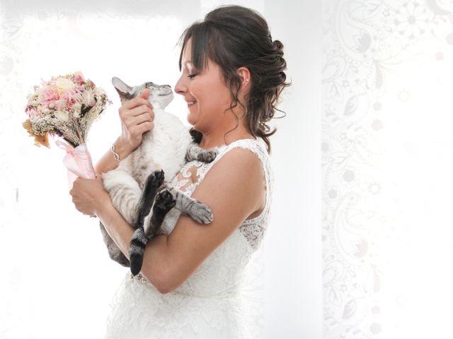 La boda de Héctor y Jeni en La Felguera (Langreo), Asturias 5