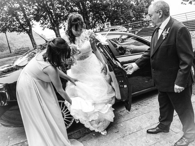 La boda de Héctor y Jeni en La Felguera (Langreo), Asturias 15